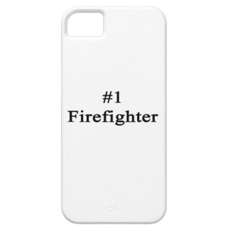 Number 1 Firefighter iPhone 5 Cases