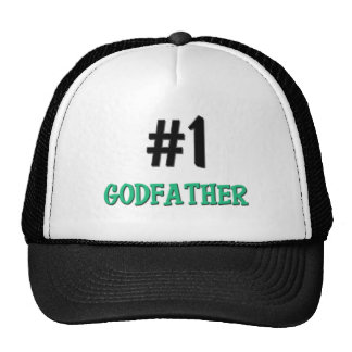 Number 1 Godfather Trucker Hat