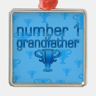 Number 1 Grandfather Ornaments