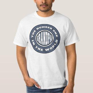 Number 1 Grandpa T-Shirt