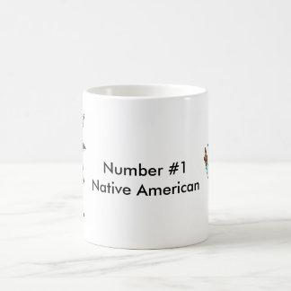 Number 1 Native American Mugs
