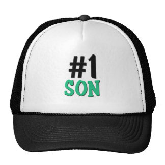 Number 1 Son Hat