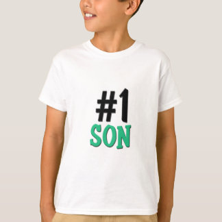 Number 1 Son T-Shirt