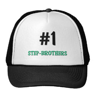 Number 1 Step-Brothers Cap