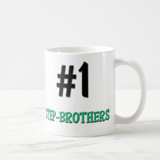 Number 1 Step-Brothers Coffee Mug