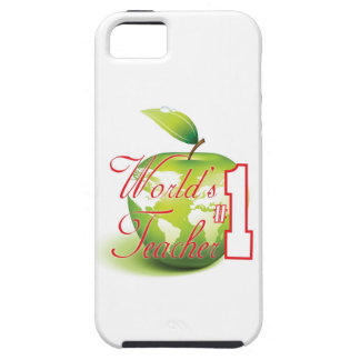 Number 1 Teacher iPhone 5 Covers