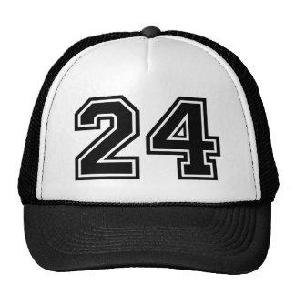 Number 24 Classic Cap