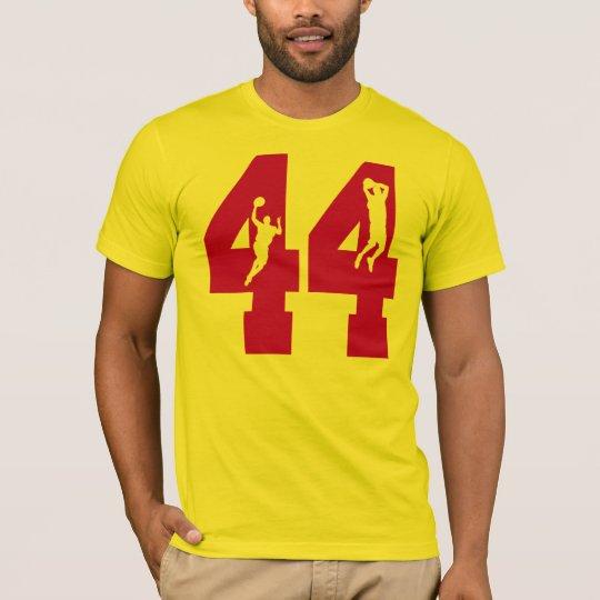 Number 44 Basketball Shirt