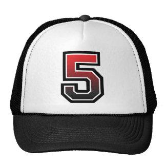 Number 5 Classic Cap