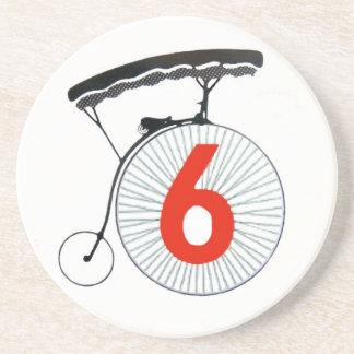 Number 6 The Prisoner Coaster