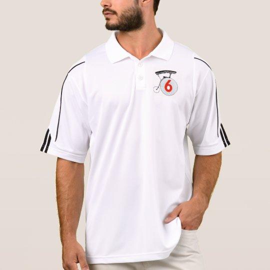 Number 6: The Prisoner Polo Shirt