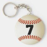 Number 7 Baseball