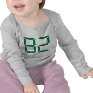 Number – 82 t shirts