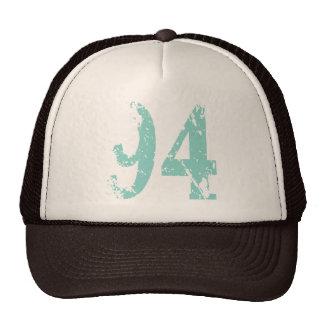 Number 94 cap