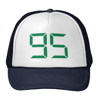Number – 95 hats