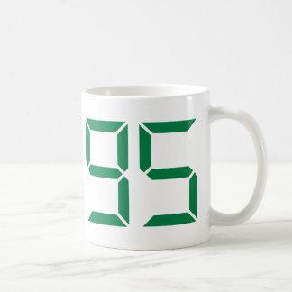 Number – 95 mug