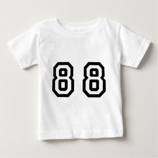 Number Eighty Eight Baby T-Shirt