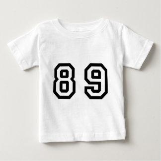 Number Eighty Nine Baby T-Shirt