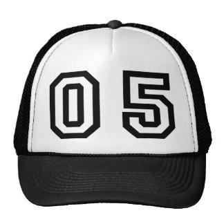 Number Five Cap