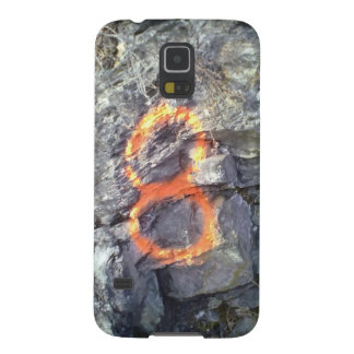 Number Mountain 8 Galaxy S5 Cases