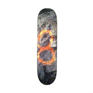 Number Mountain 8 Skate Board Deck