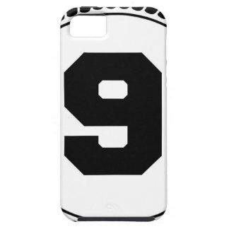 Number Nine Circle iPhone 5 Case