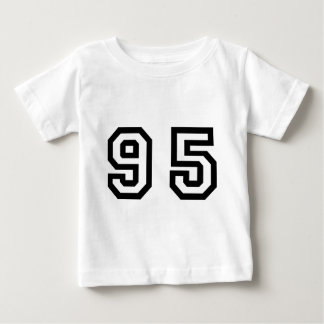 Number Ninety Five Baby T-Shirt