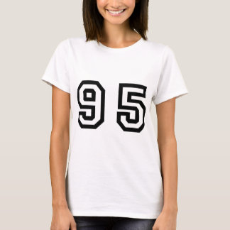 Number Ninety Five T-Shirt