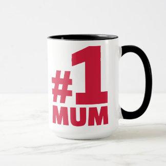 Number No. 1 Mum Mug