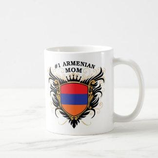 Number One Armenian Mom Coffee Mug