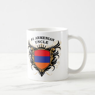 Number One Armenian Uncle Coffee Mug