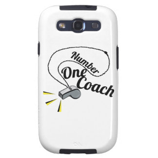 Number One Coach Galaxy S3 Case