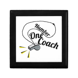 Number One Coach Gift Boxes