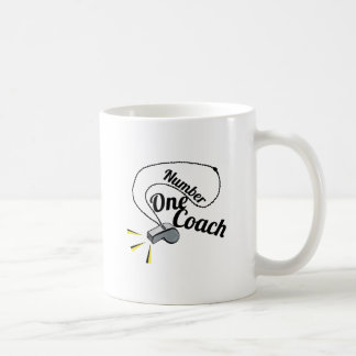 Number One Coach Mugs