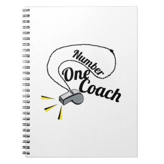 Number One Coach Notebook