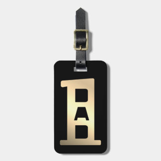 Number One Dad Bag Tag for Best Dad