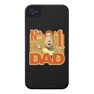 Number One Dad Case-Mate iPhone 4 Case