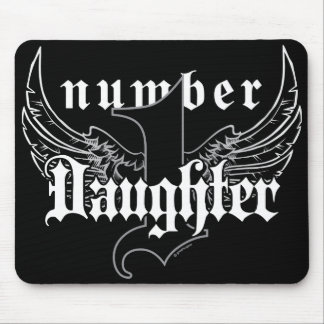 Number One Daughter Mousepad II