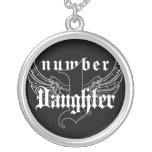Number One Daughter Necklace II