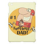 Number One Football Dad and Gifts iPad Mini Cases