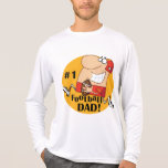 Number One Football Dad Tshirts and Gifts