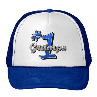 Number One Gramps Hat