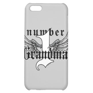 Number One Grandma Speck® Fitted™ iPhone 4 Case