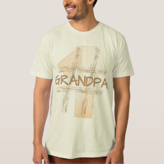 Number One Grandpa t-shirt for fathers day