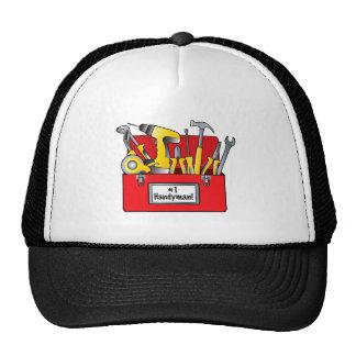 Number One Handyman Trucker Hat