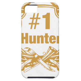 Number One Hunter - #1 iPhone 5 Case