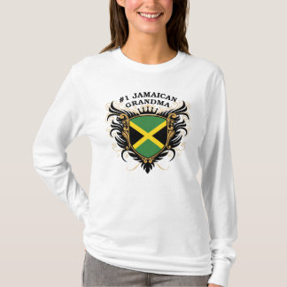 Number One Jamaican Grandma T-Shirt