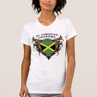 Number One Jamaican Grandma Tee Shirt