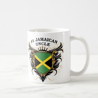 Number One Jamaican Uncle Coffee Mug