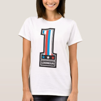 Number One Luxembourg T-Shirt
